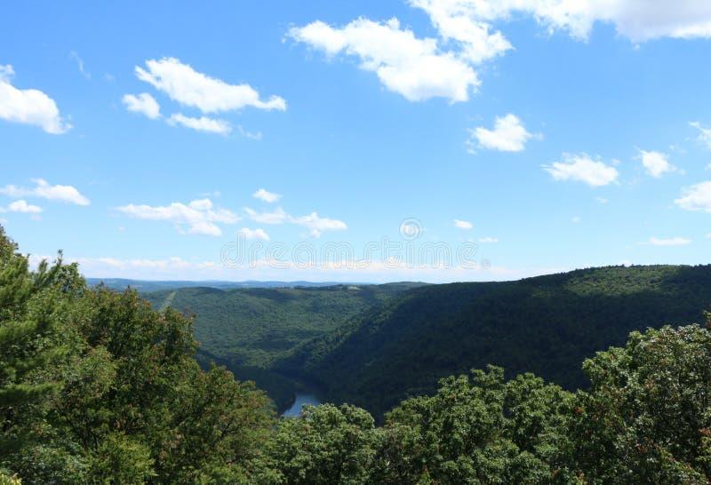 Κρατικό δάσος βράχου του Cooper στοκ εικόνα με δικαίωμα ελεύθερης χρήσης