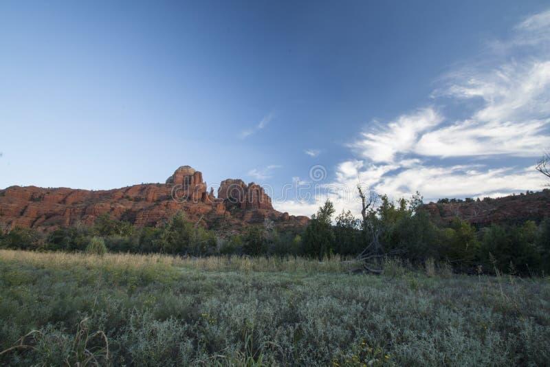 Κρατικό πάρκο βράχου Sedona κόκκινο στοκ εικόνες με δικαίωμα ελεύθερης χρήσης