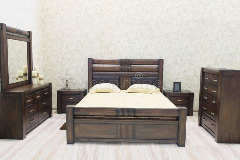 Κρεβάτι στοκ εικόνα με δικαίωμα ελεύθερης χρήσης