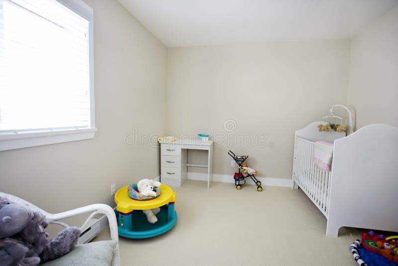κρεβατοκάμαρα μωρών στοκ φωτογραφίες με δικαίωμα ελεύθερης χρήσης