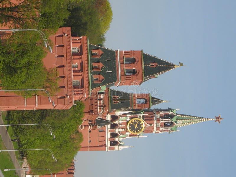 Κρεμλίνο Μόσχα Ρωσία στοκ φωτογραφίες