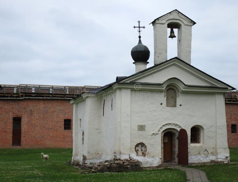 Κρεμλίνο Velikiy Novgorod Ρωσία στοκ εικόνες