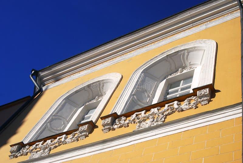Κρεμλίνο Μόσχα Περιοχή παγκόσμιων κληρονομιών της ΟΥΝΕΣΚΟ εμπρηστών στοκ φωτογραφία με δικαίωμα ελεύθερης χρήσης