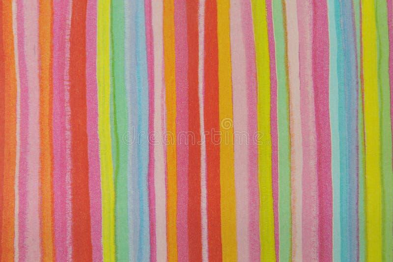 κρητιδογραφία χρωμάτων στοκ φωτογραφία