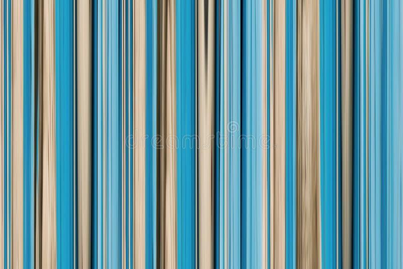 Κρητιδογραφιών αφηρημένο υποβάθρου μπεζ aqua μπλε σχέδιο αντίθεσης λωρίδων υποβάθρου κάθετο στοκ φωτογραφίες με δικαίωμα ελεύθερης χρήσης