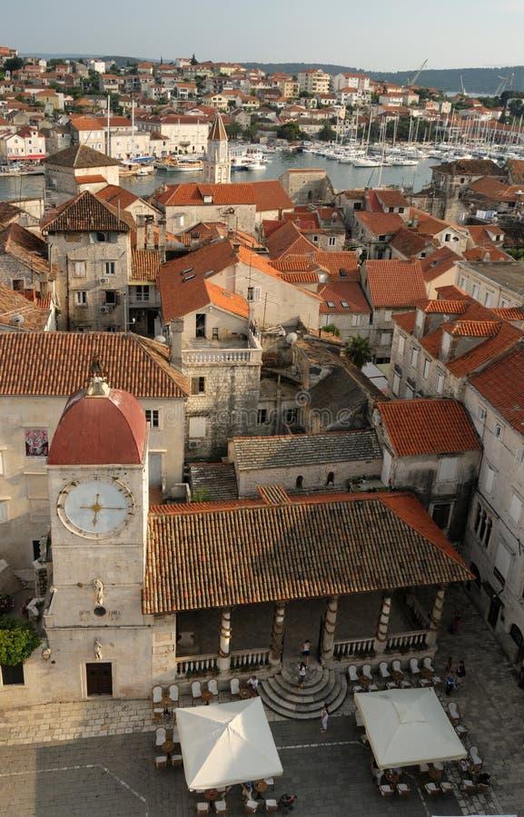 Κροατία trogir στοκ φωτογραφίες με δικαίωμα ελεύθερης χρήσης