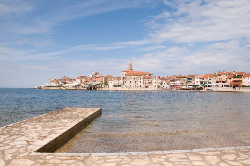 Κροατία umag στοκ εικόνα με δικαίωμα ελεύθερης χρήσης