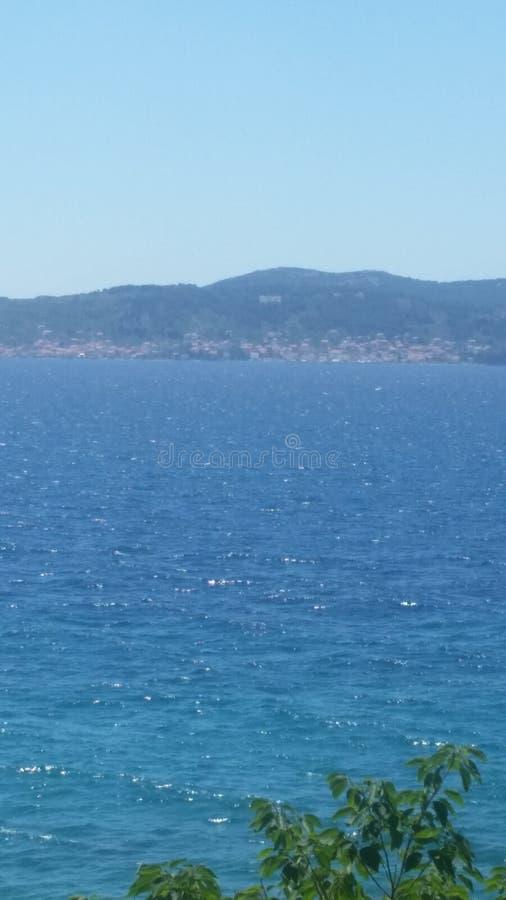 κροατικό νησί στοκ φωτογραφία με δικαίωμα ελεύθερης χρήσης