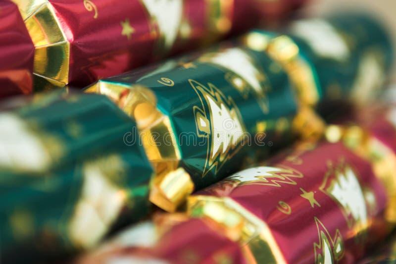 Download κροτίδες Χριστουγέννων στοκ εικόνα. εικόνα από εορτασμός - 1538589