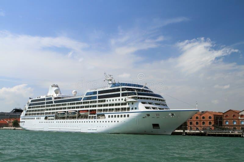 κρουαζιερόπλοιο Βενετία στοκ φωτογραφίες