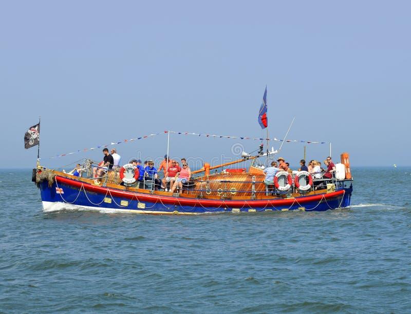 Κρουαζιερόπλοιο τουριστών της Mary Ann Hepworth Whitby στοκ φωτογραφία με δικαίωμα ελεύθερης χρήσης