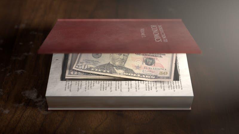 Κρυμμένες σημειώσεις σε ένα βιβλίο στοκ εικόνα με δικαίωμα ελεύθερης χρήσης