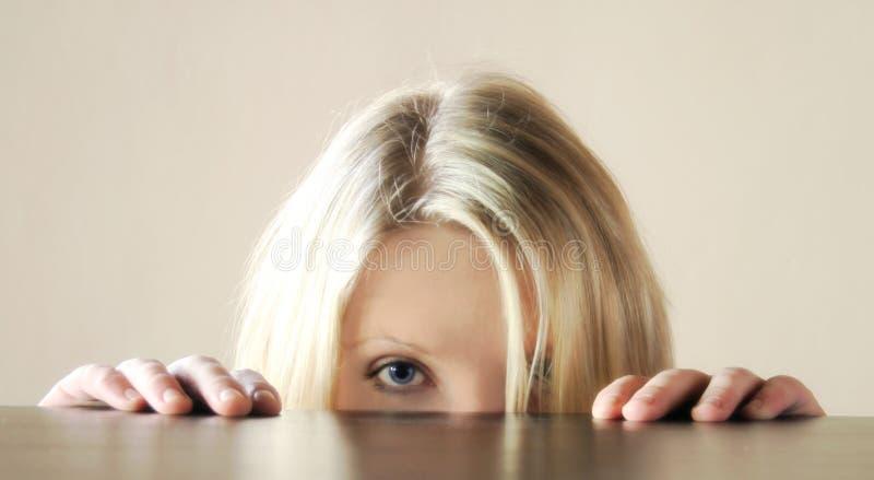 κρυμμένος στοκ φωτογραφία με δικαίωμα ελεύθερης χρήσης