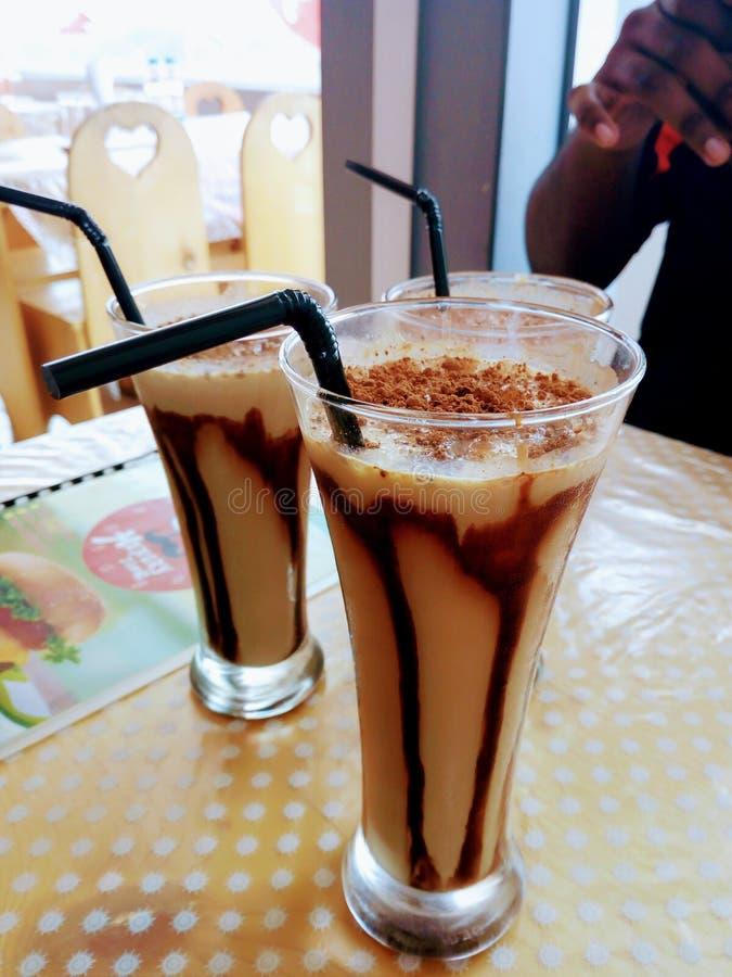 Κρύος καφές στοκ εικόνες με δικαίωμα ελεύθερης χρήσης