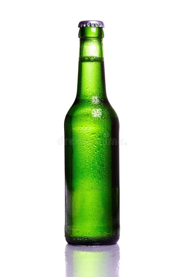 κρύος πάγος μπύρας στοκ εικόνες με δικαίωμα ελεύθερης χρήσης