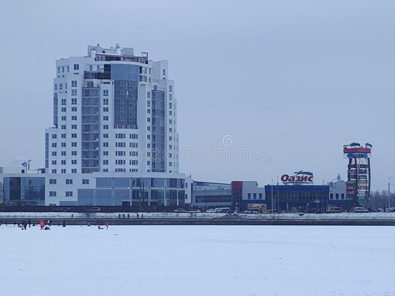 Κρύος-χειμώνας στοκ εικόνα με δικαίωμα ελεύθερης χρήσης
