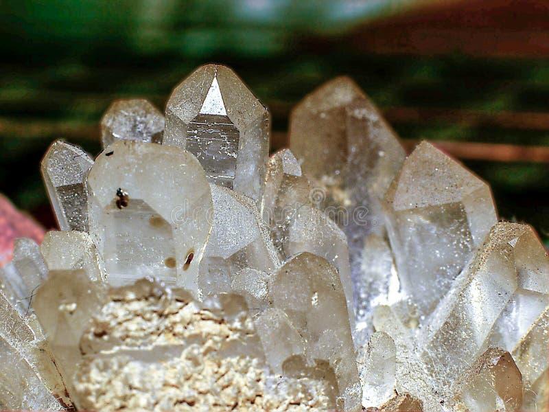 Κρύσταλλο βουνών στοκ εικόνες με δικαίωμα ελεύθερης χρήσης