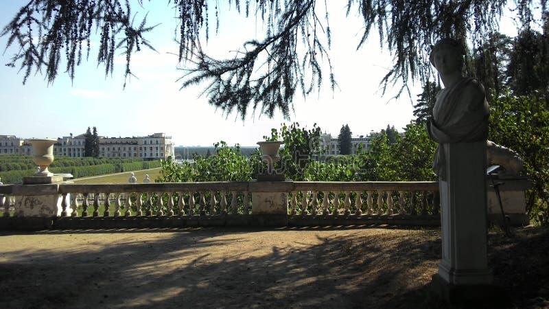 Κτήμα Arhangelskoye στοκ φωτογραφία με δικαίωμα ελεύθερης χρήσης