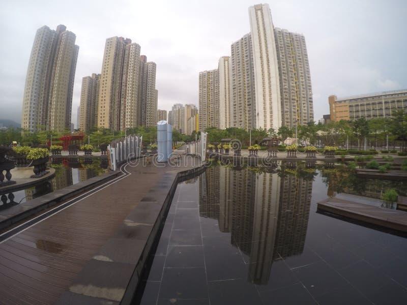 Κτήμα Tsing yi στοκ εικόνα με δικαίωμα ελεύθερης χρήσης