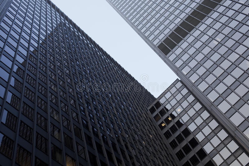 κτήρια Σικάγο ψηλό στοκ φωτογραφία με δικαίωμα ελεύθερης χρήσης