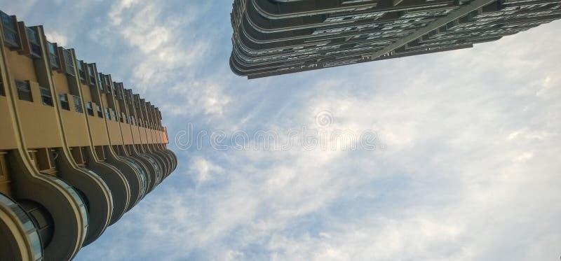 κτήρια ψηλά στοκ εικόνες με δικαίωμα ελεύθερης χρήσης