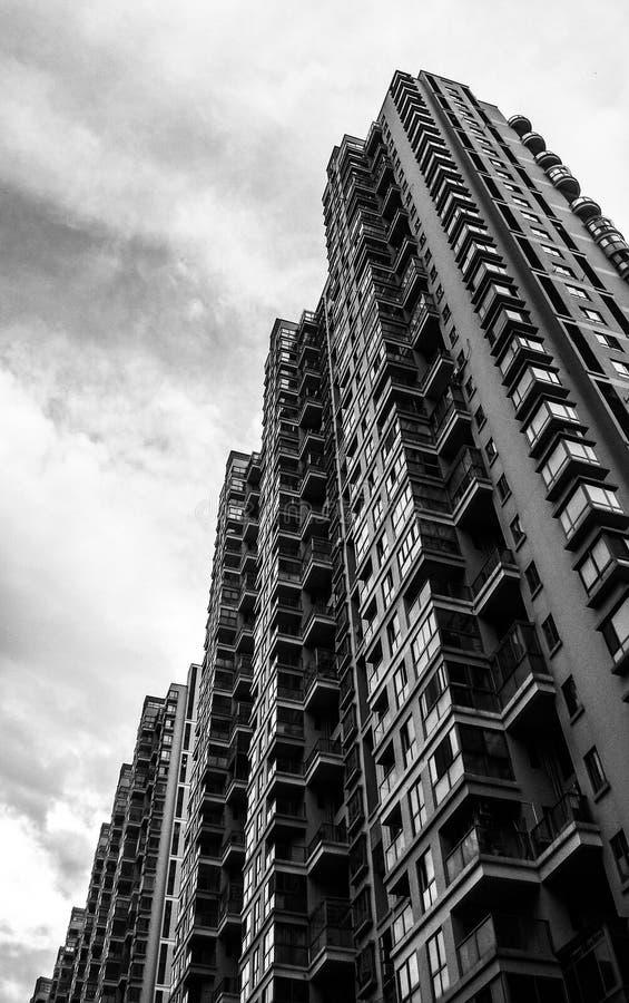 κτήρια ψηλά στοκ εικόνα