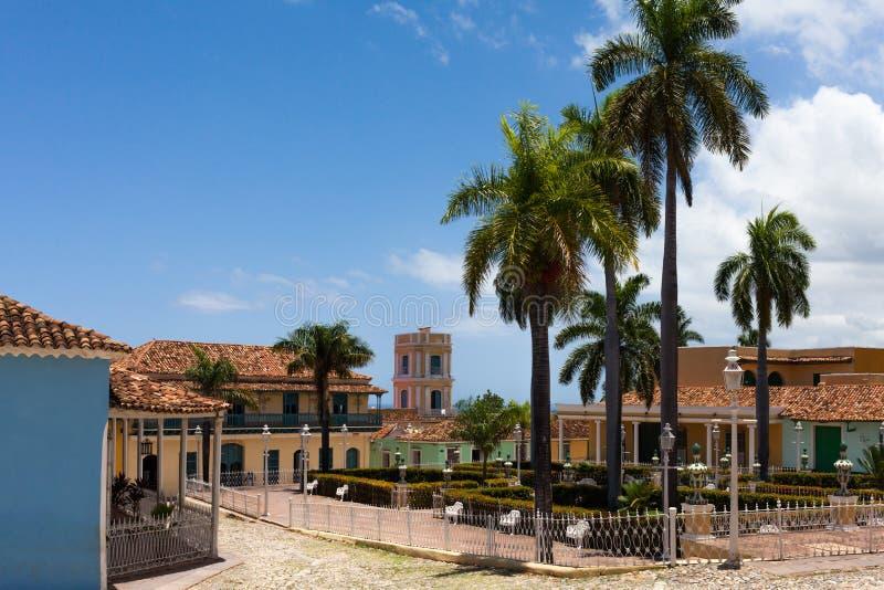 Κτήριο και αρχιτεκτονική της ΟΥΝΕΣΚΟ Κούβα στο Τρινιδάδ 8 στοκ φωτογραφίες