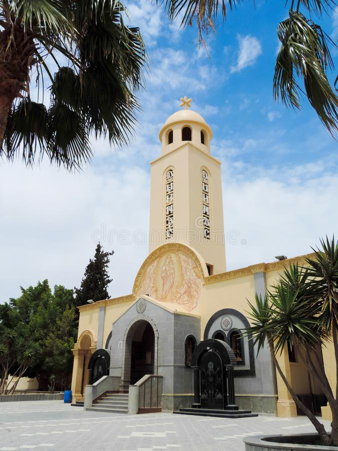 Κτήριο Ορθόδοξων Εκκλησιών στοκ φωτογραφίες