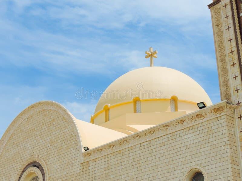 Κτήριο Ορθόδοξων Εκκλησιών στοκ φωτογραφία με δικαίωμα ελεύθερης χρήσης