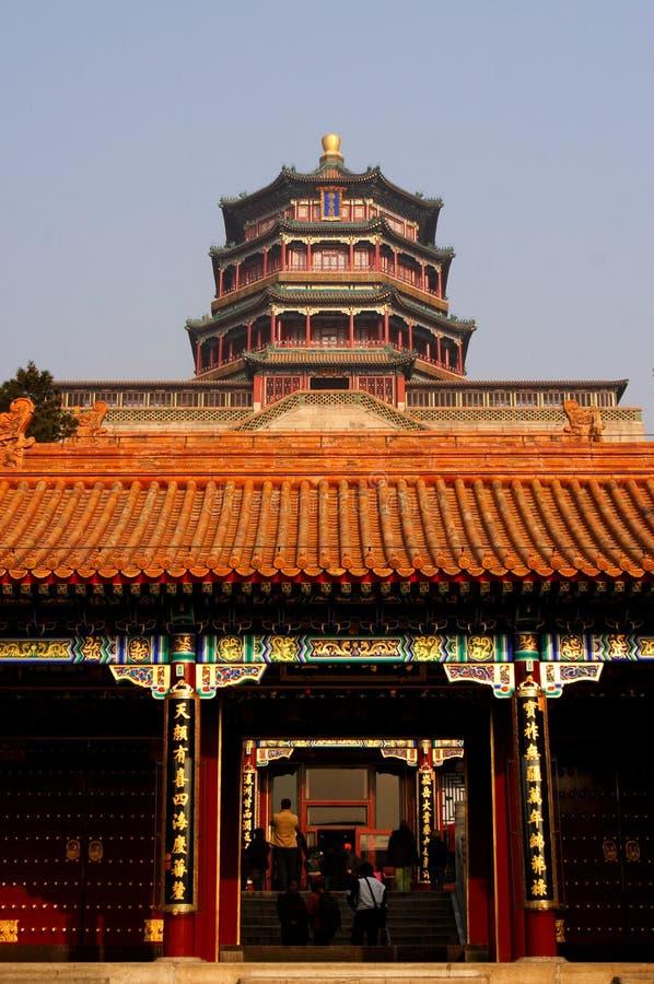 Download κτήριο στοκ εικόνα. εικόνα από πεκίνο, πύλη, κίνα, ναός - 1543653