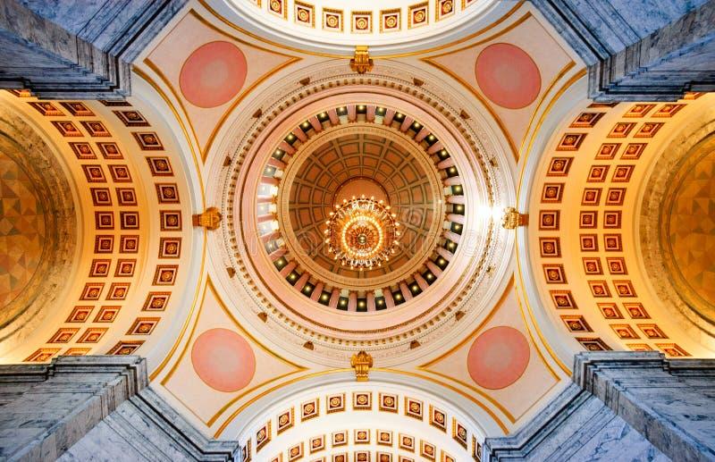 Κτήριο Capitol πολιτεία της Washington στοκ φωτογραφίες