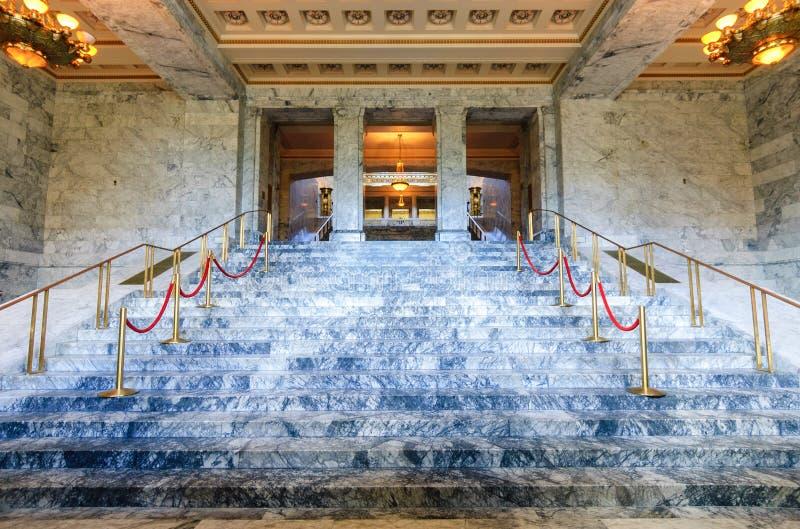 Κτήριο Capitol πολιτεία της Washington στοκ εικόνες με δικαίωμα ελεύθερης χρήσης