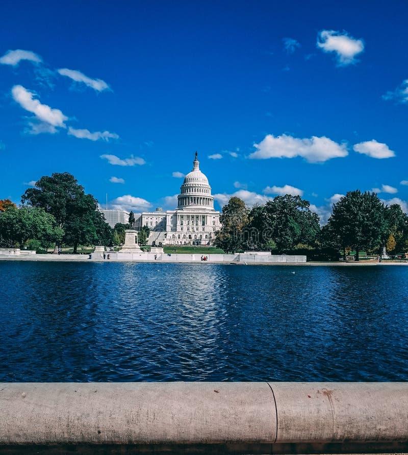 Κτήριο Capitol στοκ εικόνες