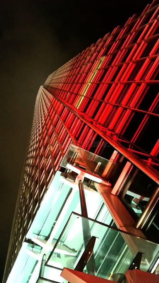 Κτήριο IFC από το Χονγκ Κονγκ στοκ φωτογραφίες