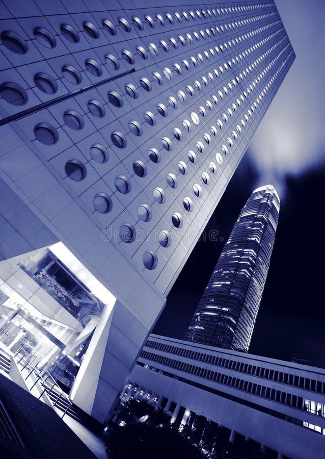 Κτίρια γραφείων στοκ εικόνα με δικαίωμα ελεύθερης χρήσης