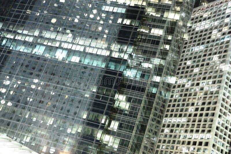 Κτίρια γραφείων στοκ εικόνες