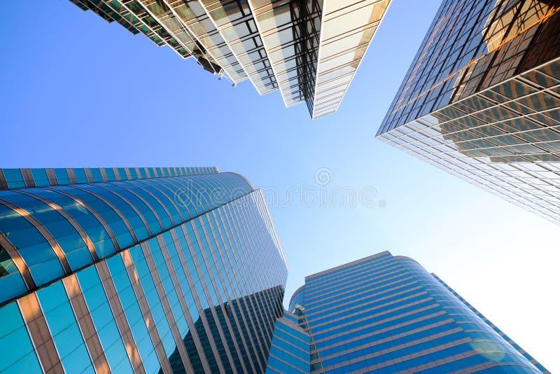 Κτίρια γραφείων στοκ εικόνες με δικαίωμα ελεύθερης χρήσης