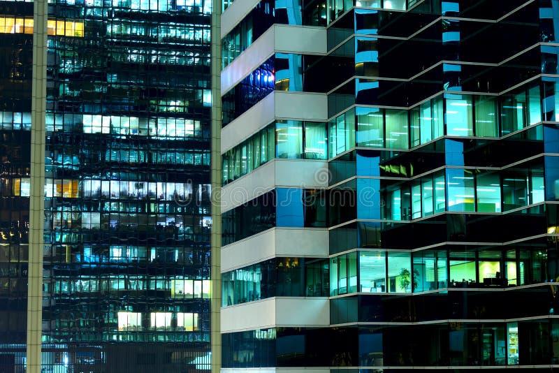 Κτίρια γραφείων στοκ φωτογραφία με δικαίωμα ελεύθερης χρήσης