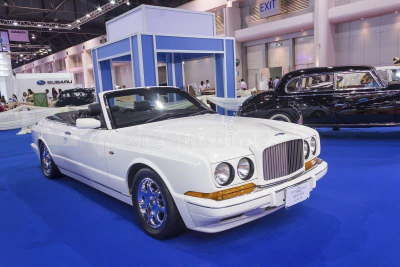Κυανό 1999 αυτοκίνητο Bentley στοκ εικόνες