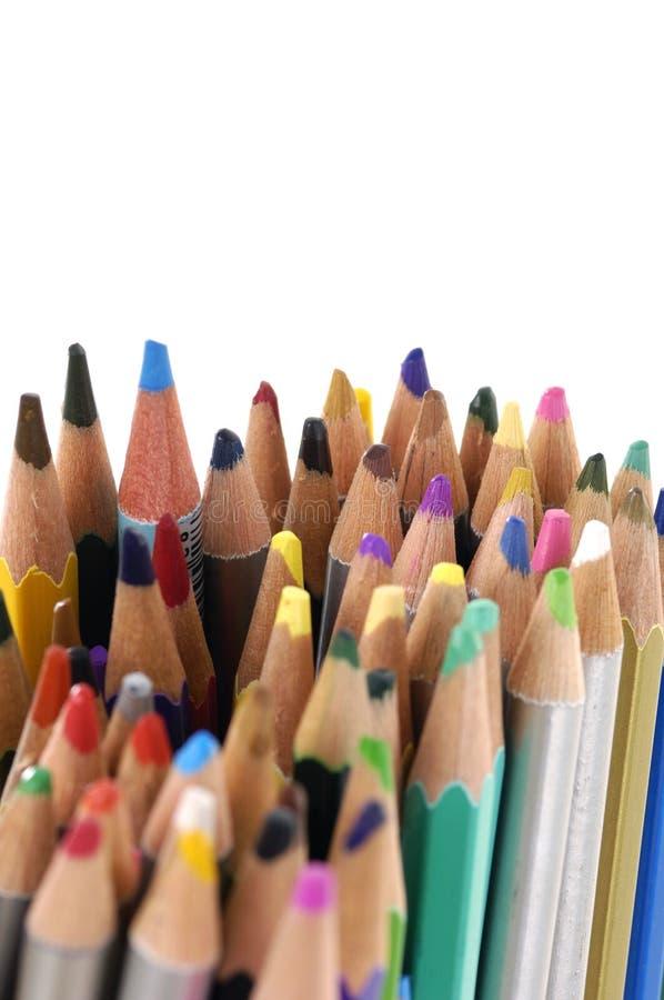 κυβερνήτης μολυβιών στοκ εικόνα με δικαίωμα ελεύθερης χρήσης