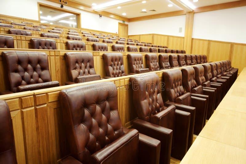 Κυβερνητικές συνεδριάσεις αιθουσών. στοκ εικόνες