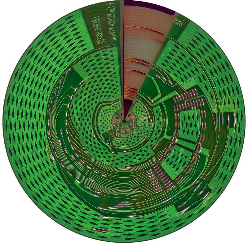 κυβερνητικός δίσκος στοκ φωτογραφία με δικαίωμα ελεύθερης χρήσης