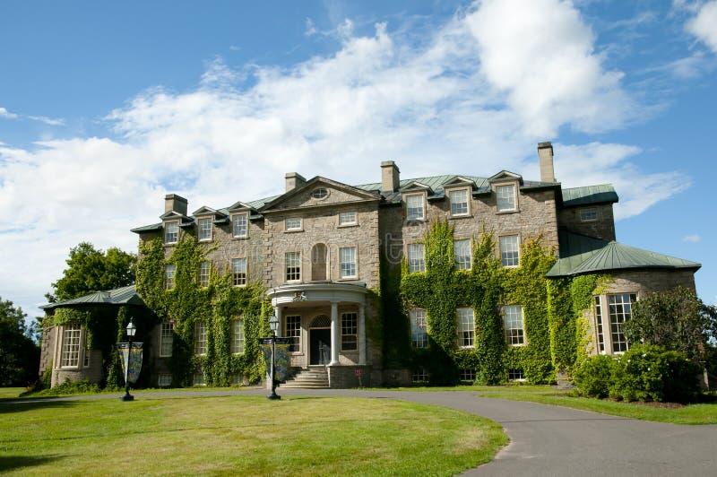 Κυβερνητικό σπίτι - Fredericton - Καναδάς στοκ εικόνα
