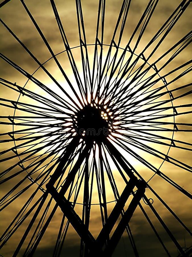 κυκλικός γύρος Στοκ φωτογραφία με δικαίωμα ελεύθερης χρήσης