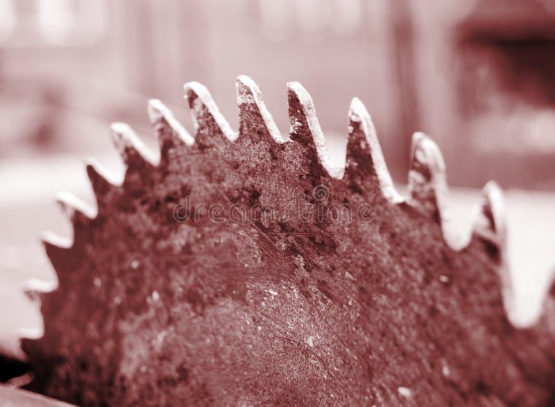 κυκλικό πριόνι στοκ φωτογραφίες