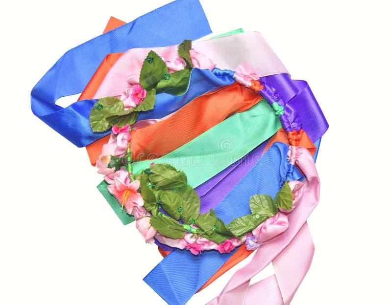 Κυκλίσκος των λουλουδιών στοκ εικόνα με δικαίωμα ελεύθερης χρήσης