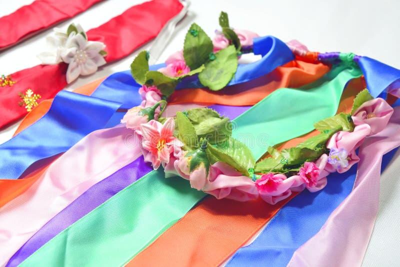 Κυκλίσκος των λουλουδιών στοκ φωτογραφία με δικαίωμα ελεύθερης χρήσης