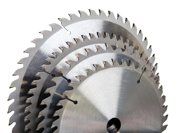 Κυκλική ζωή κατασκευής πριονιών blades.tool βιομηχανική ακόμα στοκ φωτογραφία με δικαίωμα ελεύθερης χρήσης