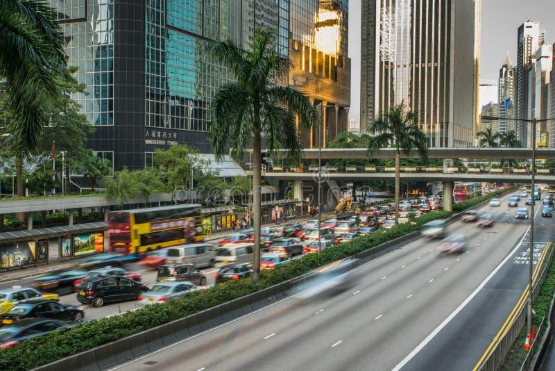 Download Κυκλοφορία οδών στο Χονγκ Κονγκ Εκδοτική Στοκ Εικόνα - εικόνα από κυβέρνηση, κίνηση: 62715074