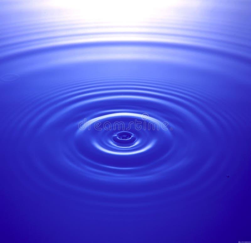 Κυματισμοί νερού στοκ εικόνες με δικαίωμα ελεύθερης χρήσης